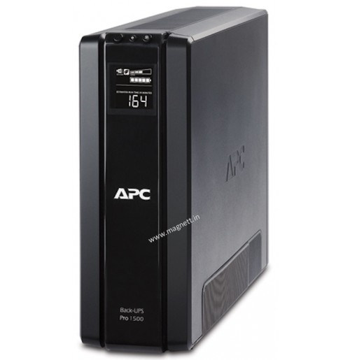 APC BR1500G-IN - 1.5KVA UPS Line Interactive UPS with built-in battery