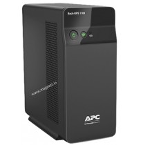 APC BX1100C-IN - 1.1 KVA Line Interactive UPS with built-in battery