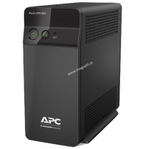 APC Back UPS BX600C-IN - 600VA
