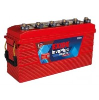 Exide Inva Plus Tubular IPST1500 - 150AH Short Tubular Battery