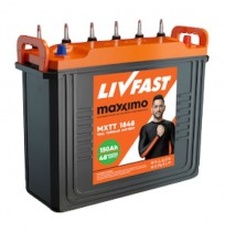 LivFast Maxximo MXTT 1848 - 150AH Tall Tubular Battery