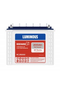 Luminous Red Charge RC25000