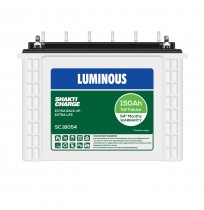 Luminous Shakti Charge SC18054 - 150AH Tall Tubular Battery