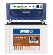 Luminous Home UPS EcoVolt+ 1050 with Eco Charge ECO15000