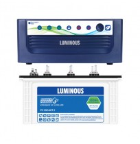 Luminous Home UPS EcoVolt+ 1050 with Power Charge PC18042TJ