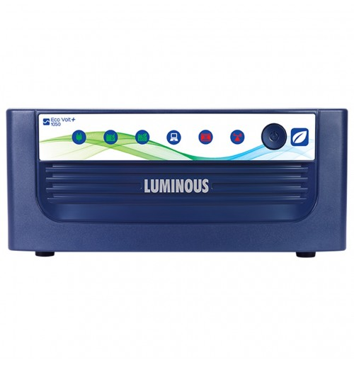 Luminous Inverter EcoVolt+ 1050 - 900VA