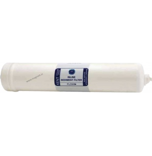KENT INLINE SEDIMENT FILTER - 8""