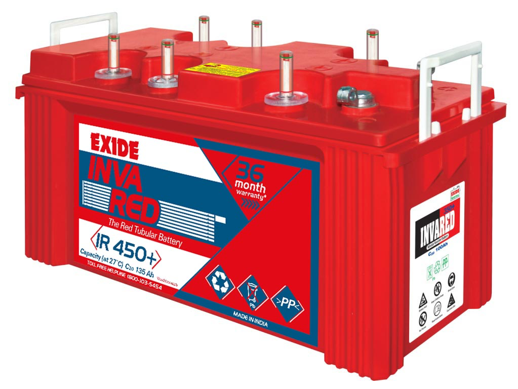 Exide Batteries | Inverter and UPS Batteries